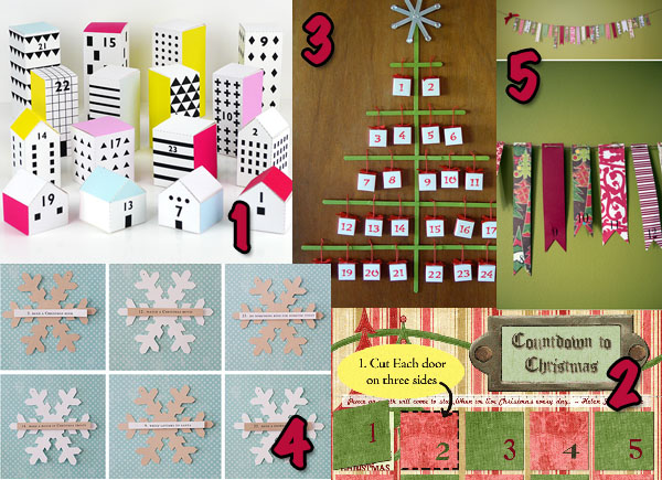 image relating to Free Printable Christmas Crafts titled 35 Basic Xmas Craft Tutorials and Cost-free Printables