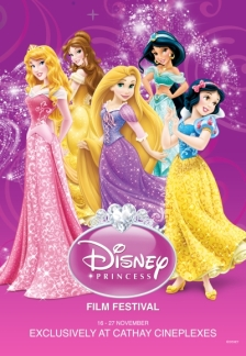 Disney Princess Film Festival 2013