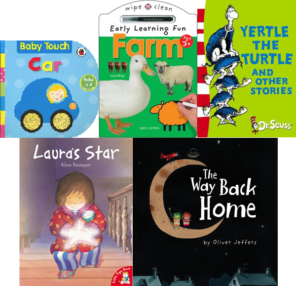 books-for-infants-kids-children
