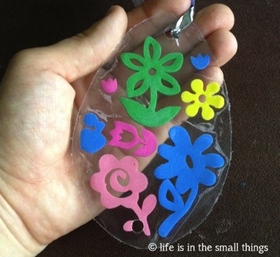 Picture Credit: Life is in the Small Things