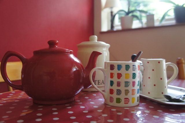 Teatime is Anytime