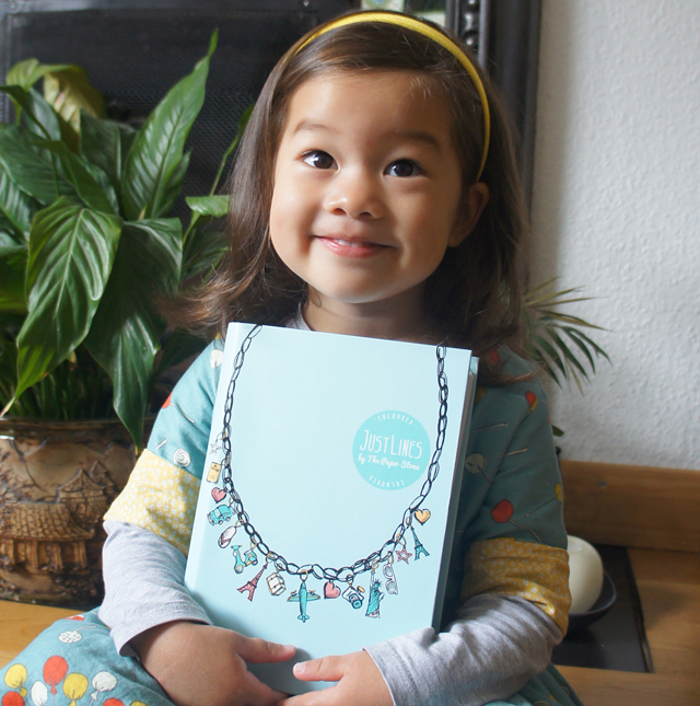 'Just Lines' in Charm Necklace (SGD$14.90)