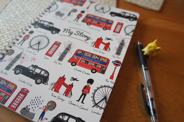 'My Story' in A Day in London (SGD$4.90)