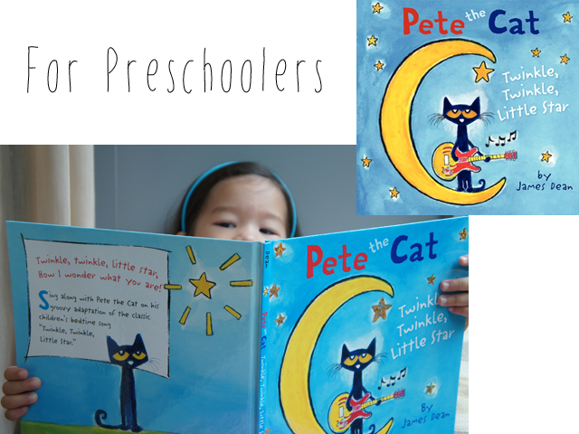 Pete the Cat: Twinkle Twinkle Little Star by James Dean