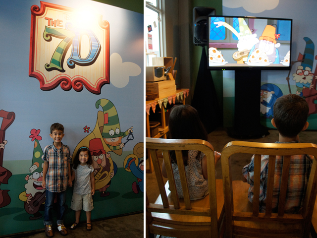 A 7D Disney Party at Eat Play Love