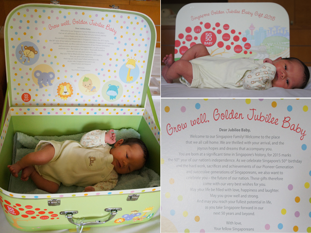 Place your orders for a Jubilee Baby today!