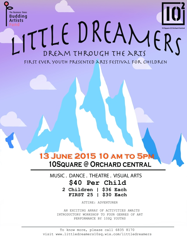 FINAL little dreamers flyer