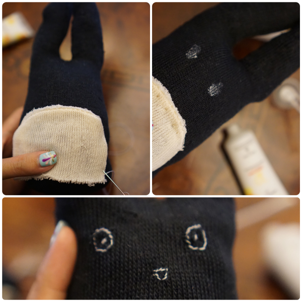 Upcycling (without kids) – Tube Sock Totoro | Owls Well