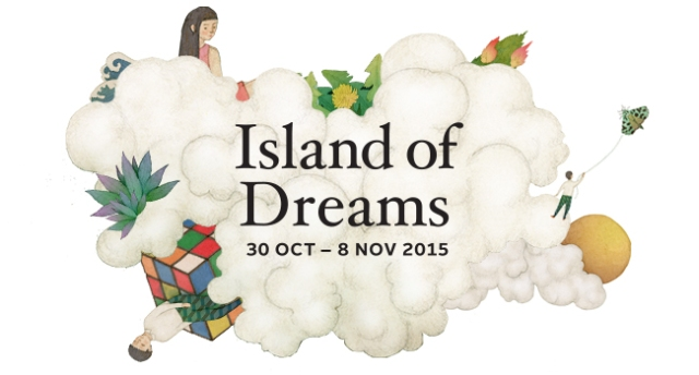 Island of Dreams Cloud Banner