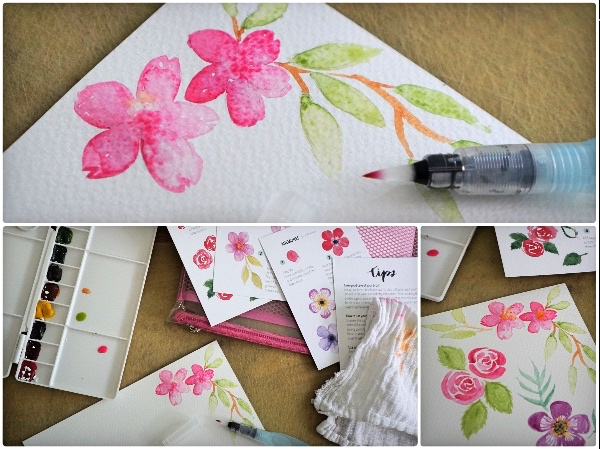 dottieshop-watercolour-kit-flowers-floral-spring