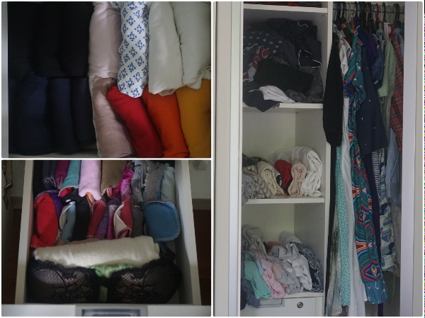 konmari-folding-clothes-storing