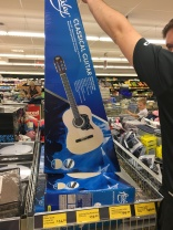 Jammin' in the Jam aisle.