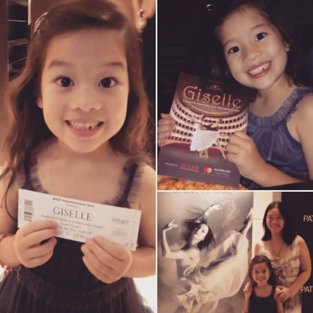 Giselle Teatro di San Carlo Marina Bay Sands